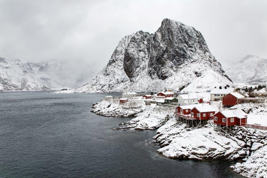 Mindervalide reis Lofoten Noorwegen